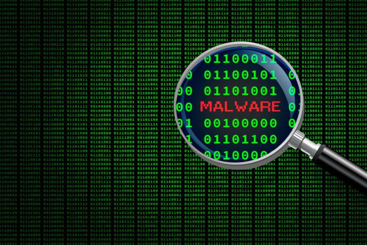 Malware de dia cero, ciberataques, lupa