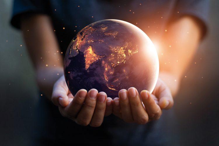 energía sostenibilidad planeta tierra