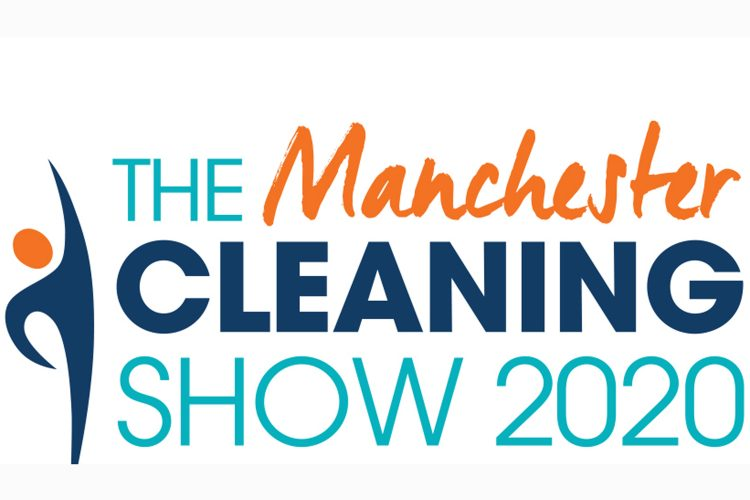 The Manchester Cleaning Show 2020 logo.