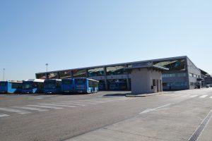EMT y la limpieza de autobuses.