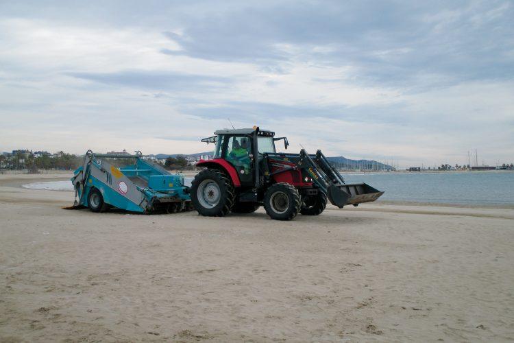 valoriza sacyr acondicionamiento playas