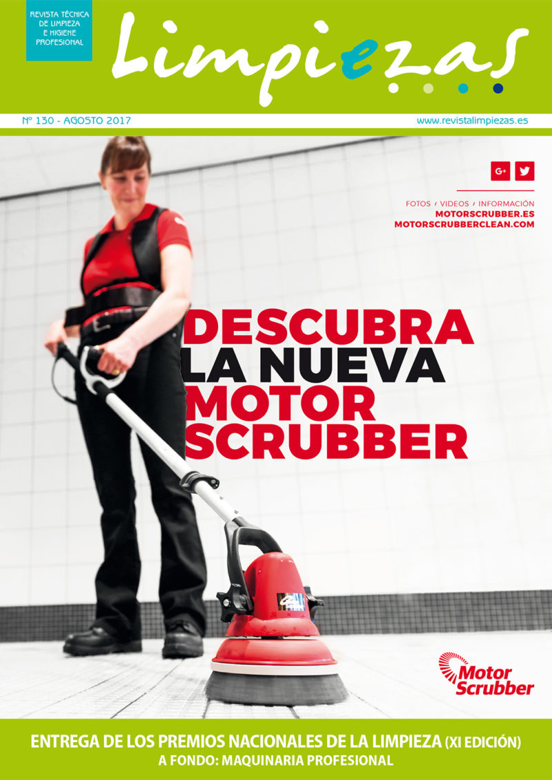 Revista Limpiezas Nº 130.