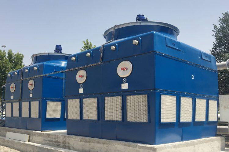 torres refrigeración aefyt legionella