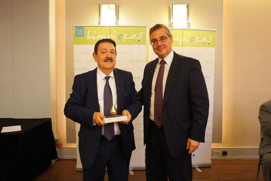 XII Premios Nacionales de la Limpieza.