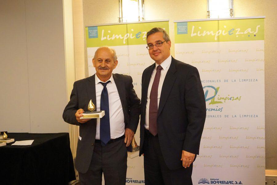 XII Premios Nacionales de la Limpieza. Rotapav.