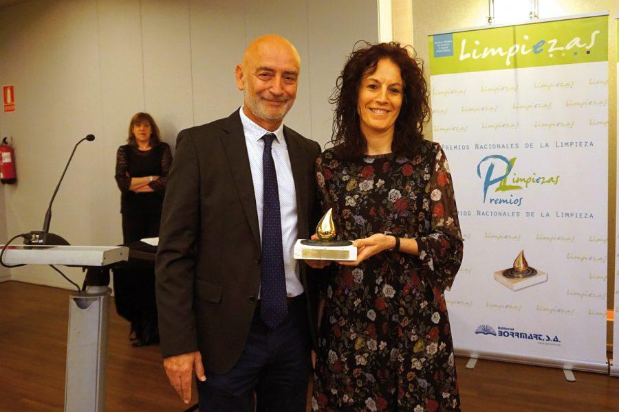 XII Premios Nacionales de la Limpieza. Werner & Mertz Professional