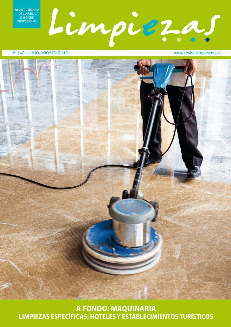 Revista Limpiezas Nº 142.