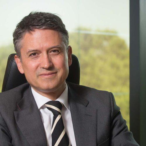 Javier Urbiola Presidente ejecutivo ISS Facility Services Iberia