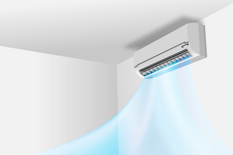 Calidad del aire interior de los edificios.