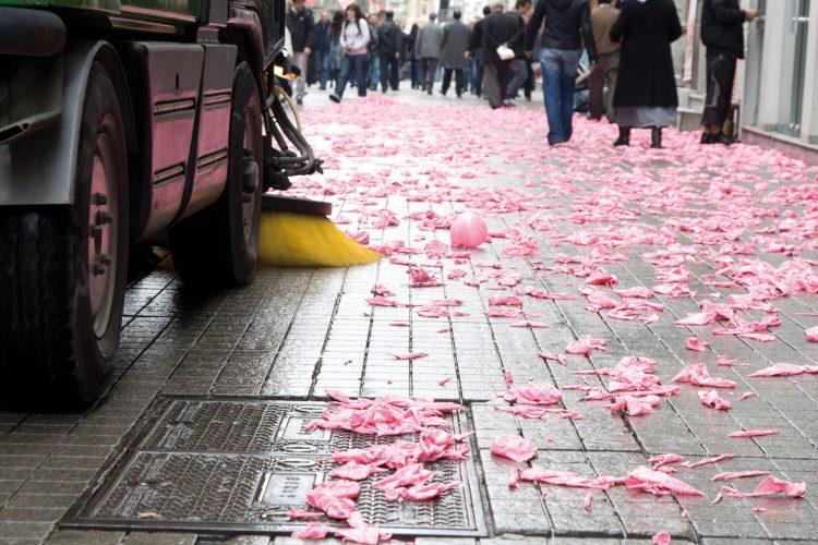 limpieza viaria rsu ciudad