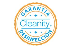 Cleanity Sello desinfección