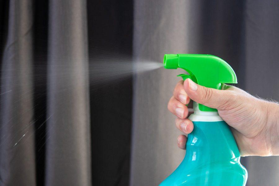 limpieza desinfección