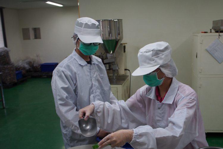 Limpieza y desinfección de la industria alimentaria.