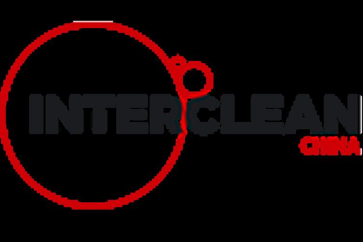 Interclean China 2021 logo.
