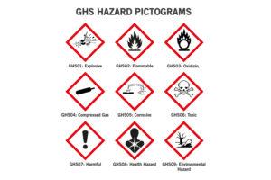 pictogramas quimicos geles desinfectantes normativa