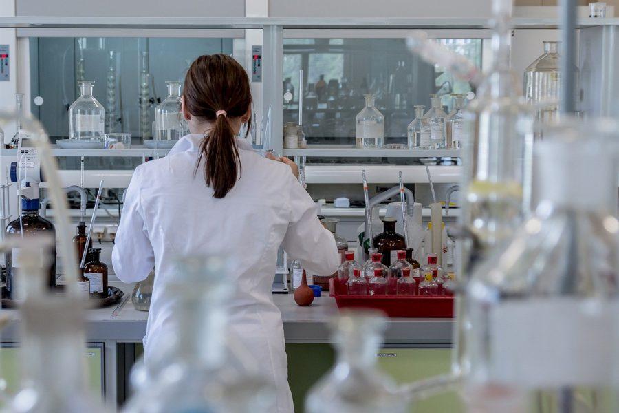 Química para frenar el coronavirus.