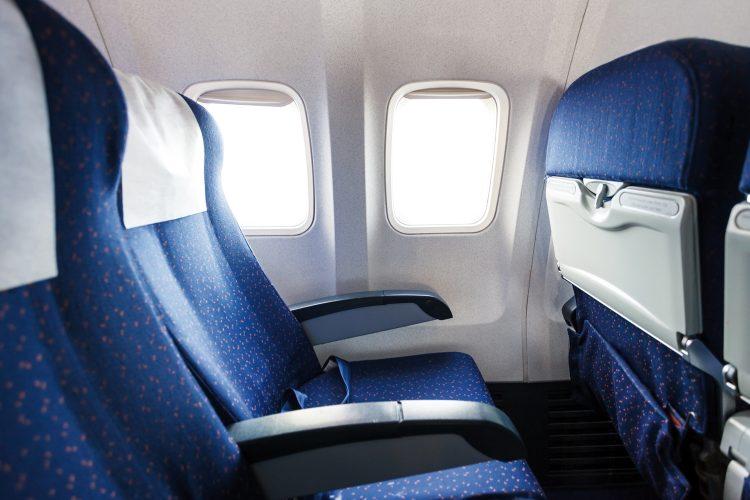 limpieza de aviones Air Europa