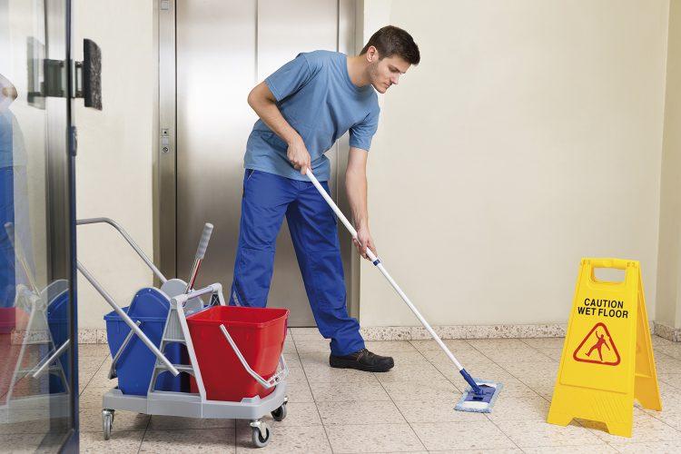 limpieza suelo