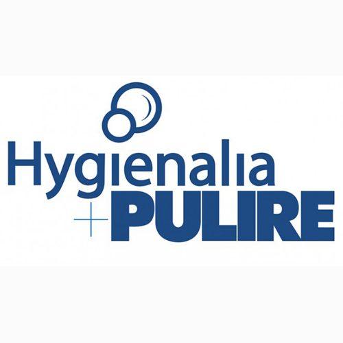 Hygienalia + Pulire logo.