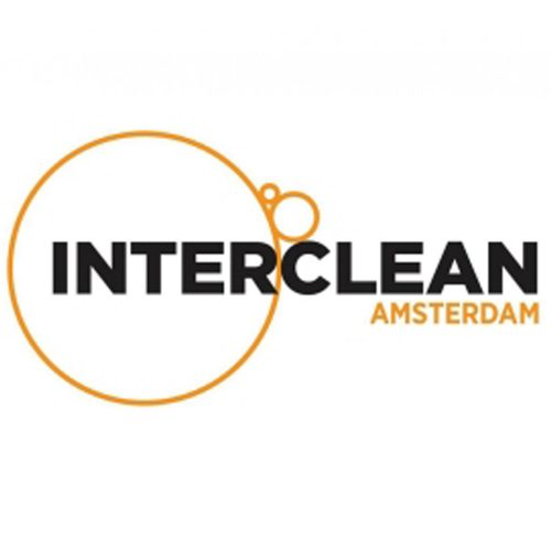 Interclean Amsterdam 2020 logo.