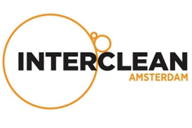 Interclean Amsterdam 2020 logo.