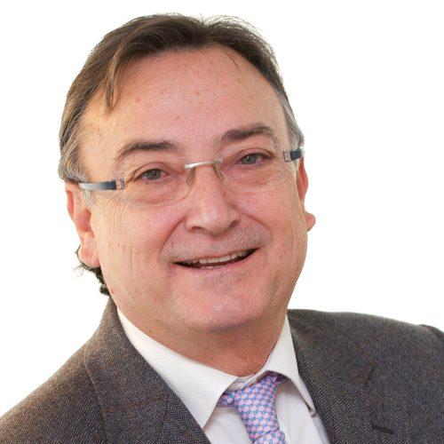 Miguel Burdeos, presidente de Quimacova
