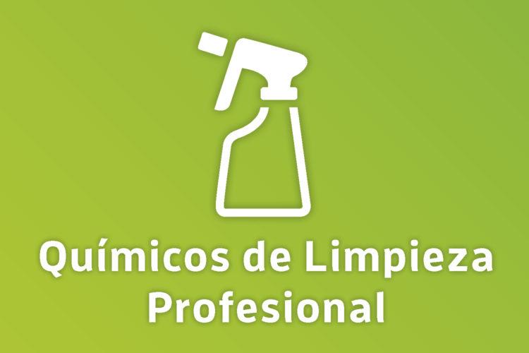 quimicos limpieza profesional