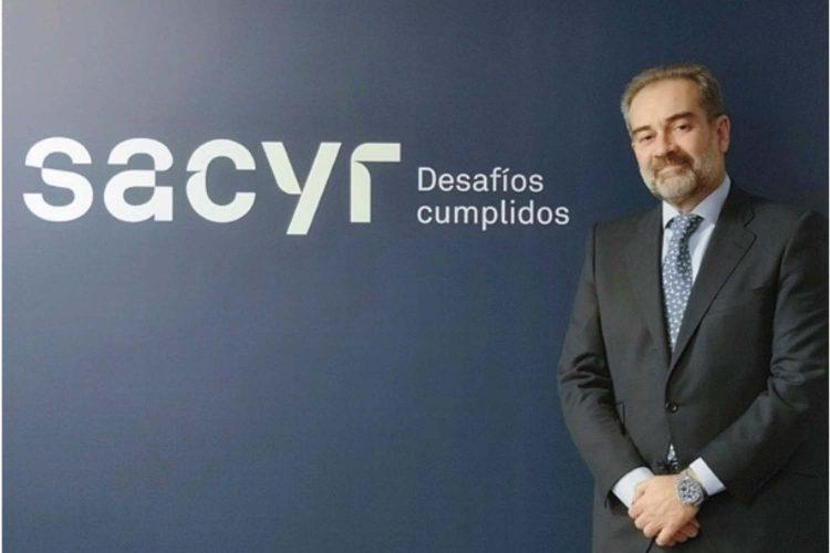 Pablo Velasco, Sacyr
