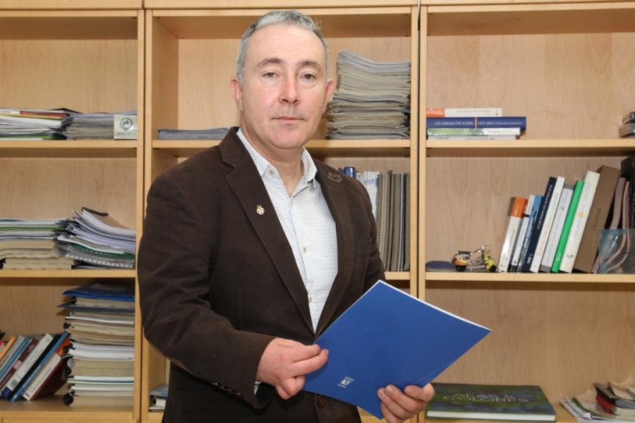 Víctor Sarabia, director de Limpieza y Servicios del Ayuntamiento de Madrid