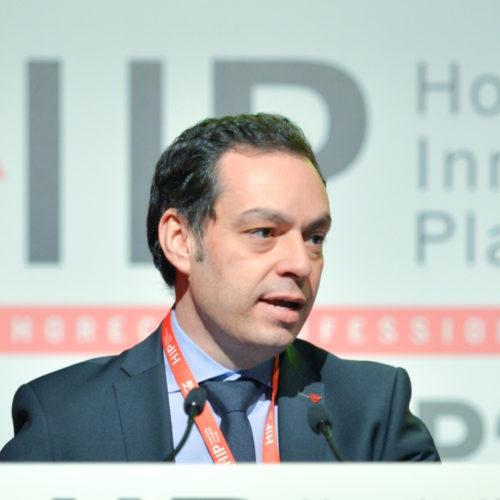 Manuel Bueno Director de HIP