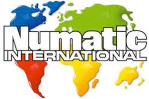 Numatic Logotipo