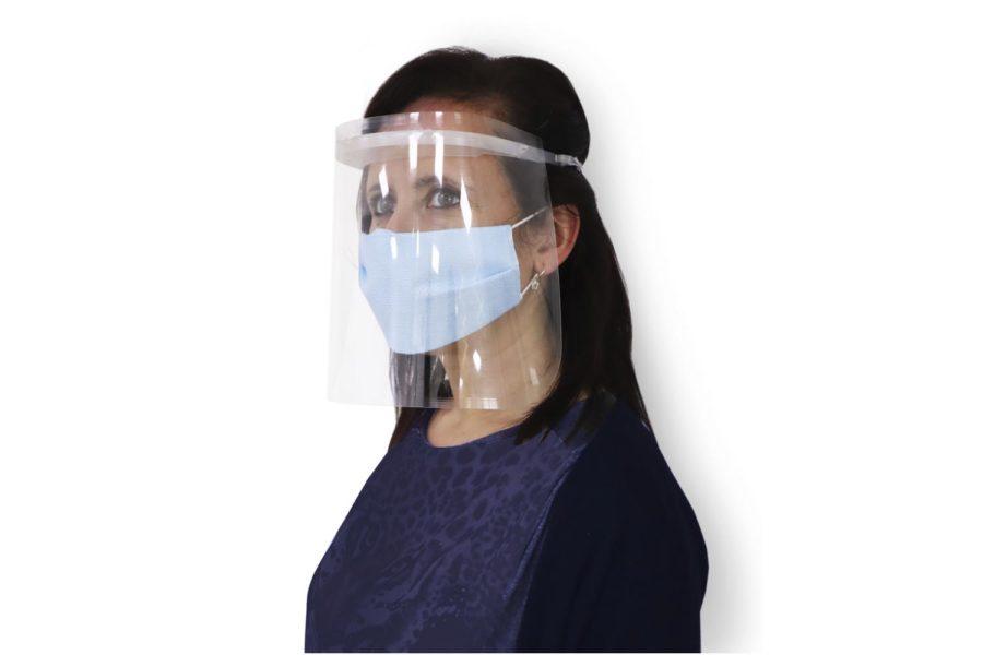 Pantalla facial covid RESSOL