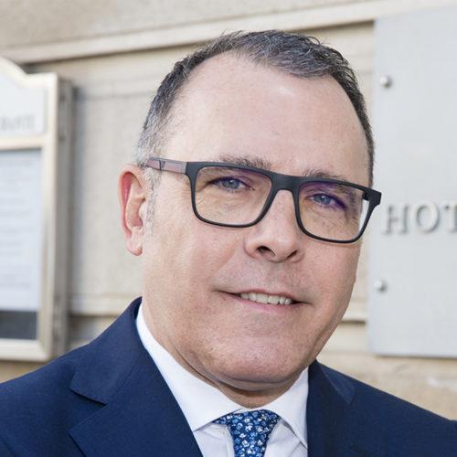 Amado Jiménez, director de RR.HH., Calidad y Comunicación de Hoteles de Hoteles Silken