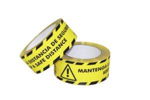 cinta seguridad RESSOL
