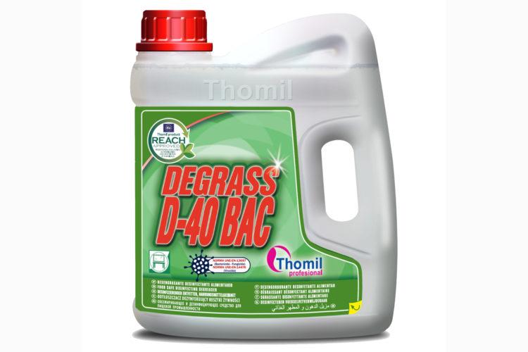 Desengrasante desinfectante Degrass.