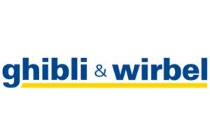 Ghibli_Wirbel logotipo