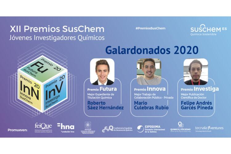 Premios SusChem.