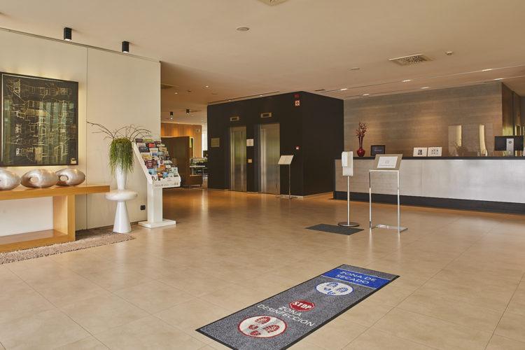 Recepción Hoteles Silken