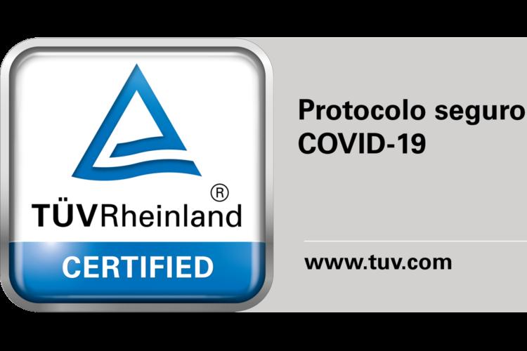 Certificación Protocolo Seguro Covid-19