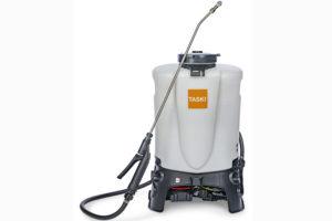 Pulverizador de desinfectante tipo mochila TASKI BP 15 Li-Ion