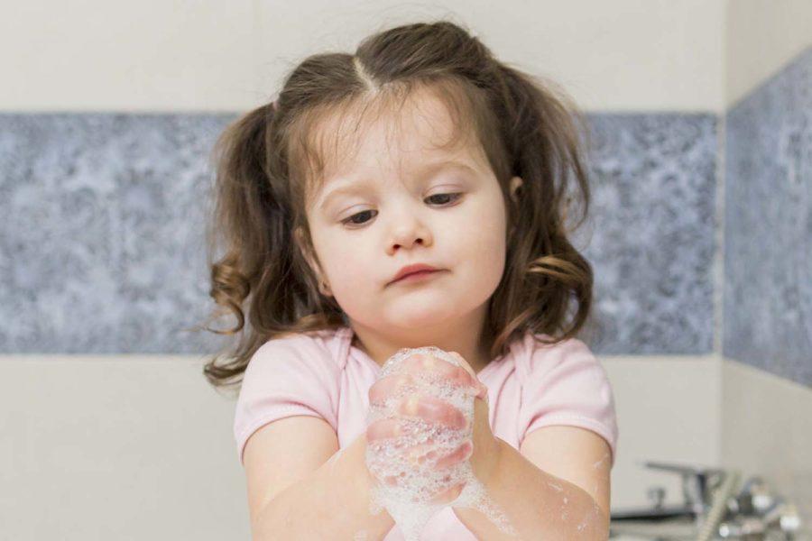 actualia limpieza manos