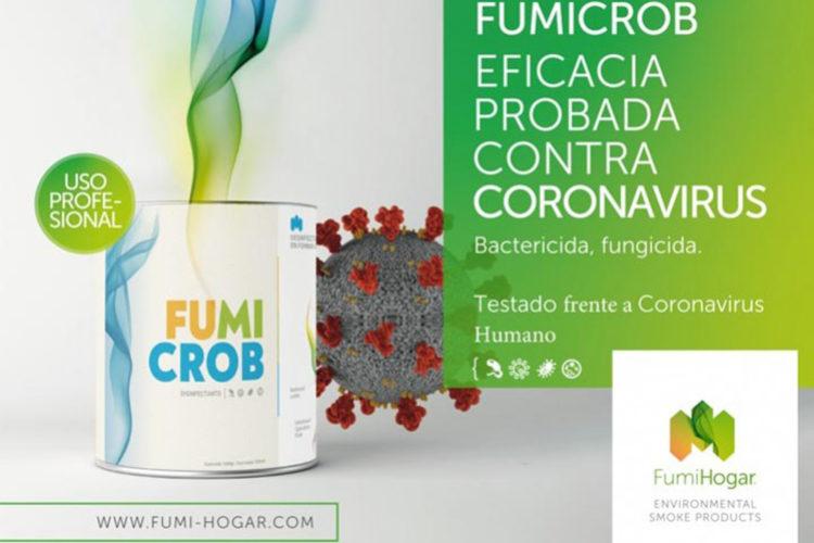 Fumicrob Humo Desinfectante