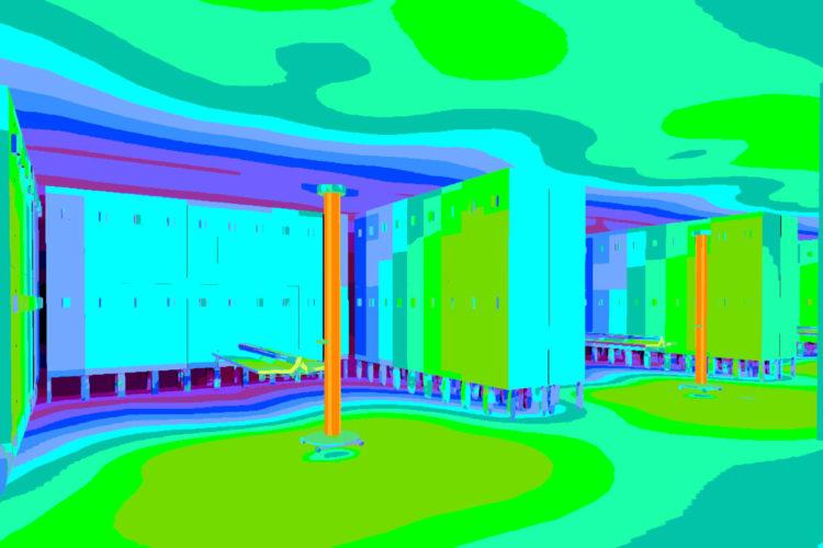Rayos ultravioleta contra COVID-19.