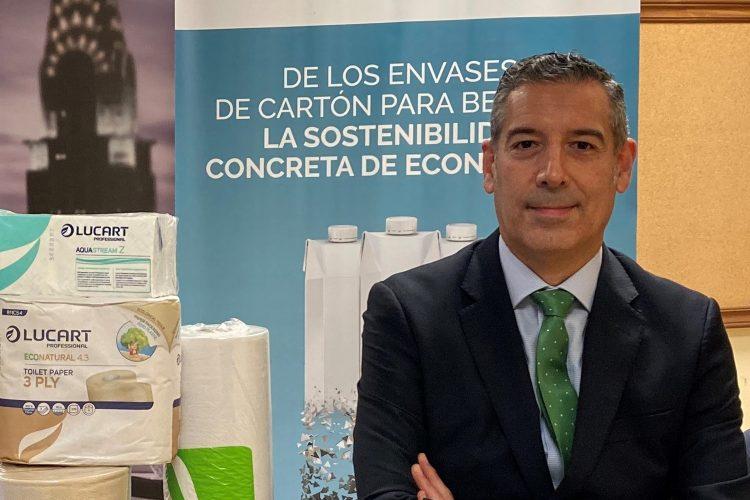 Daniel Relloso,AFH Sales Manager Iberia en Lucart