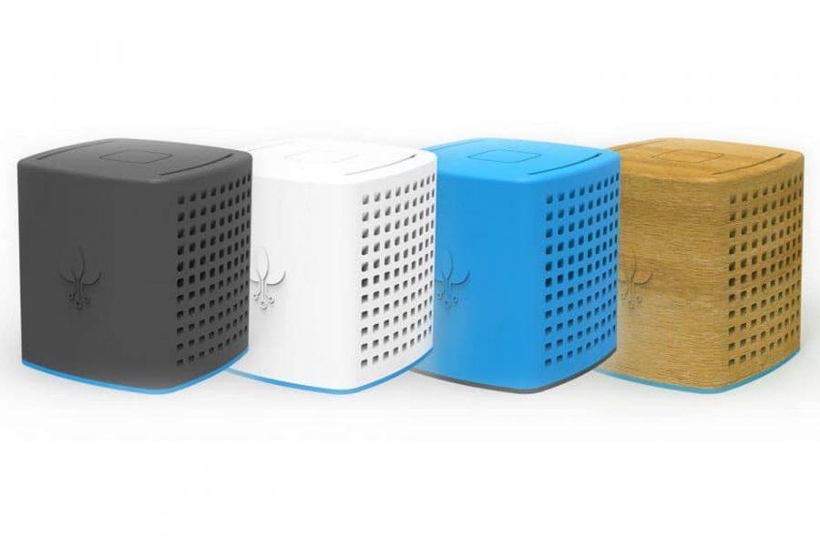 Gama de medidores de calidad del aire interior