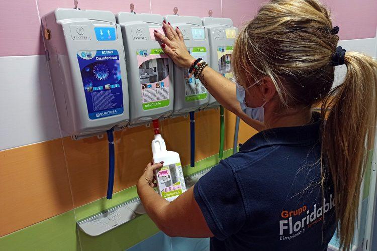 floridablanca servicio limpieza