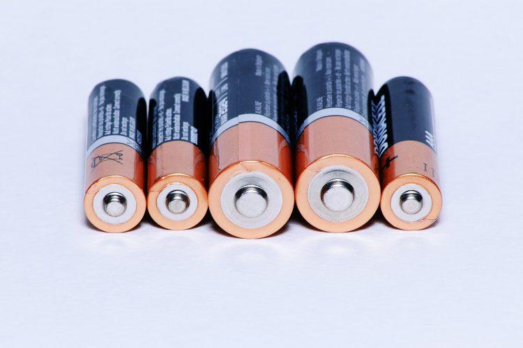 Pilas, baterías, reciclaje