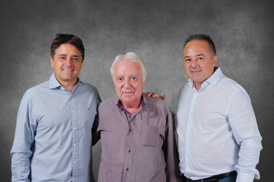 Ángel Tortosa, Jose Tortosa Roca y Jose Tortosa disarp