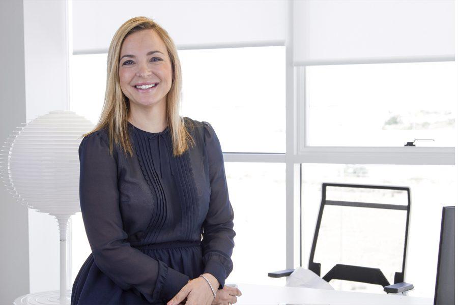 Gracia Burdeos, directora general de SPB