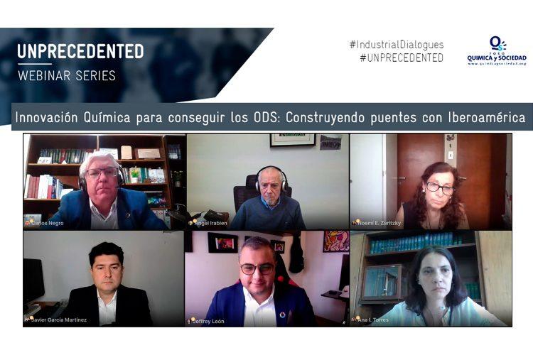 Webinar-Iberoamerica química sociedad